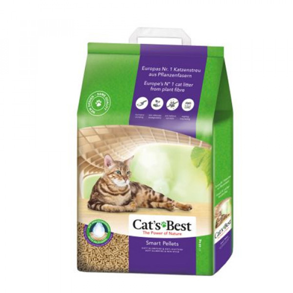 CAT'S Best Smart Pellet - żwirek zbrylający