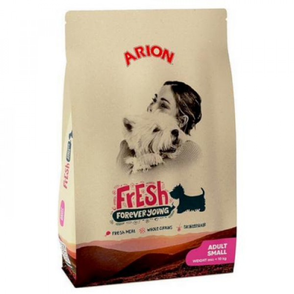 ARION Fresh Adult Small - sucha karma dla psa 7,5kg