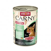 ANIMONDA Carny Kitten 400g