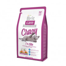 BRIT Care Cat Crazy I'm Kitten - sucha karma dla kota