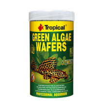 TROPICAL Green Algae Wafers - pokarm dla rybek