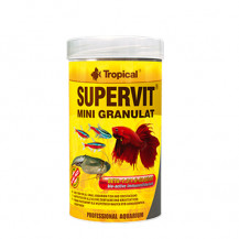 TROPICAL Supervit Mini - pokarm dla rybek - granulat