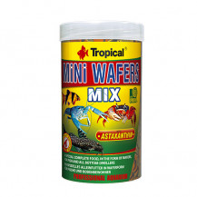 TROPICAL Mini Wafers Mix - pokarm dla rybek dennych