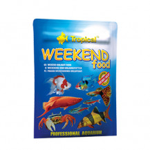 TROPICAL Weekend Food - pokarm dla rybek 20g