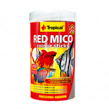 TROPICAL Red Mico Colour Sticks - pokarm dla rybek 100ml