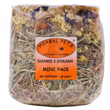 HERBAL PETS Mini Pack - sianko z ziołami 300g