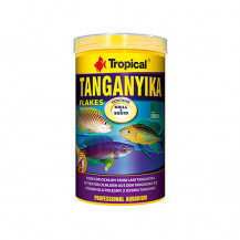 TROPICAL Tanganika Flakes - pokarm dla rybek 250ml