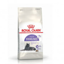 ROYAL CANIN Sterilised +7 - karma dla kota 400g
