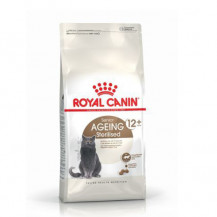 ROYAL CANIN Sterilised +12 - karma dla kota 400g