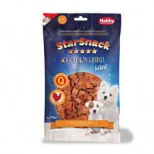 NOBBY Starsnack - Mini Chicken Carrot 70g