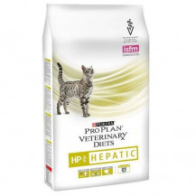 PURINA PRO-PLAN VETERINARY DIET HP Hepatic - sucha karma dla kota 1,5kg