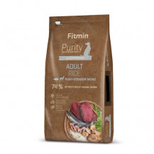 FITMIN Dog Purity Rice Adult Fish & Venison - karma dla psa 2kg