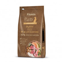 FITMIN Dog Purity Rice Puppy Lamb & Salmon - karma dla psa 2kg