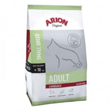 ARION Original Adult Small Lamb & Rice - sucha karma dla psa 1kg