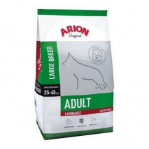 ARION Original Adult Large Lamb&Rice - sucha karma dla psa 12kg+1kg