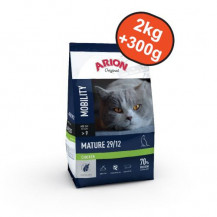 ARION Original Cat Mature - sucha karma dla kota 2kg + 300g