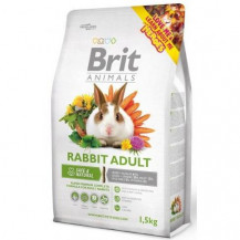 BRIT Animals Rabbit Adult Complete - karma dla królika