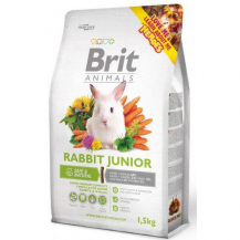 BRIT Animals Rabbit Junior Complete - karma dla królików