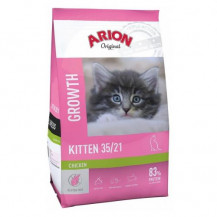 ARION Original Cat Kitten - sucha karma dla kota 7,5kg