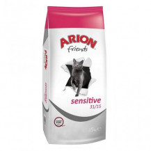 ARION Friends Cat Sensitive Lamb & Rice - sucha karma dla kota 15kg