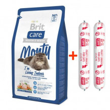 BRIT Care Cat Monty I'm Living Indoor - sucha karma dla kota