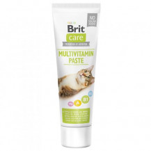 BRIT Care Cat Paste Multivitamin - pasta multiwitaminowa dla kota 100g