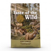 Taste Of The Wild Pine Forest - sucha karma dla psa