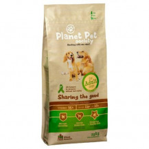 PLANET PET Society Adult Chicken - sucha karma dla psa
