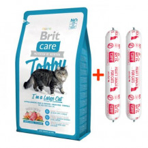 BRIT Care Cat Tobby I'm a Large Cat - sucha karma dla kota