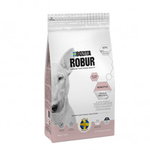 BOZITA Robur Sensitive Single Protein Salmon & Rice - sucha karma dla psa