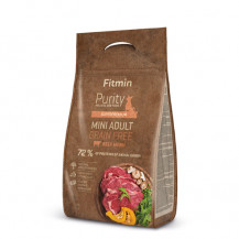 FITMIN Dog Purity Grain Free Adult Mini Beef - sucha karma dla psa