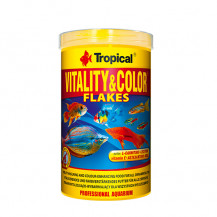 TROPICAL Vitality & Color - pokarm dla rybek
