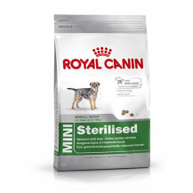ROYAL CANIN Mini Sterilised Dog - sucha karma dla psa 3kg