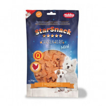 NOBBY Starsnack - Mini Chicken Heart 70g