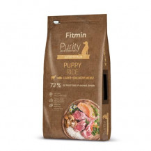 FITMIN Dog Purity Rice Puppy Lamb & Salmon - karma dla psa