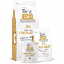 BRIT Care Grain - Free Senior Salmon & Potato - sucha karma dla psa