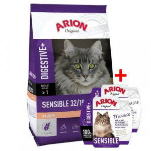 ARION Original Cat Sensible - sucha karma dla kota